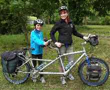 tandem for children