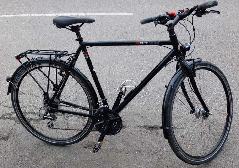 test gudereit fahrräder